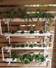 Hydroponic Planting Wall Mounted 36 Plant Growing System  for healthy living