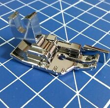 """1/4"""" FOOT QUARTER INCH PATCHWORK QUILTING SINGER 221/222 SEWING MACHINE + OTHERS"""