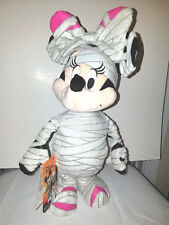 Disney Spooky Dancer Minnie Mouse Halloween Mummy