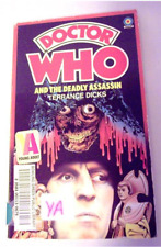 Dr. Who book group - 3 PBs, Invasion of Time, Warrior's Gate, Deadly Assassin