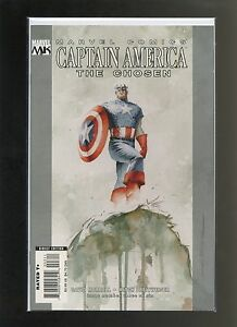 Captain America: The Chosen #3 NM Breitweiser