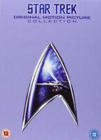 Star Trek 1 A 6 Film Collection(6 Film) DVD Nuovo DVD (PHE1051)