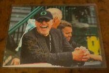 Phil Knight Nike co-founder signed autographed photo 21st richest person Forbes