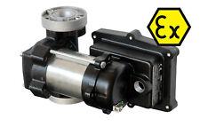 Benzinpumpe EX 50 DC 12 Volt ATEX Pumpe für Benzin, Kerosin, Diesel