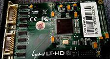 Lynx LT-HD Karte für Aurora und Hilo + ProTools