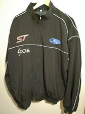 FORD FOCUS ST windbreaker jacket coat with embroidered emblems XXL