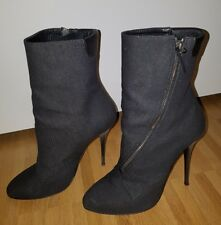 Original GIUSEPPE ZANOTTI for BALMAIN Ankle Boots STIEFEL Stiefeletten SCHUHE 39