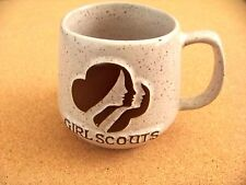 Girl Scouts mug coffee cup GSA
