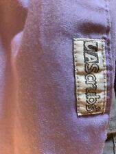 Ua Scrubs pants lavender medium elastic waist