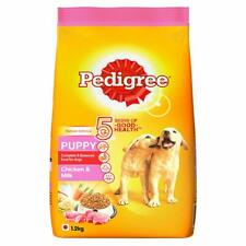 Dog Food Pedigree Puppy Chicken Milk Instant Food Growth & Protection Nutrition