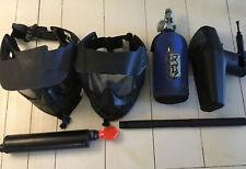 Paint Ball Gun Accessories Lot