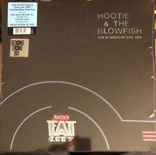 HOOTIE AND THE BLOWFISH LIVE AT NICK'S FAT CITY 1995 LP LTD ED RSD 2020 VINYL