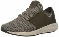 New Balance Men's Fresh Foam Cruz V2 Sneaker, Americano/Flat White, Size 7.5