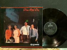 DIM BYD ETO  Dim Byd Eto   Welsh Acid Folk    LP  RARE    Lovely copy!