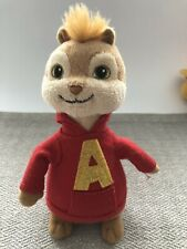 "TY Beanie Babies 2012 Alvin 7"" Alvin and the Chipmunks Retired Plush"