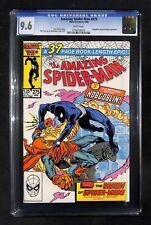 AMAZING SPIDER-MAN # 275 CGC 9.6 -  Origin of Spider-Man Retold - Hobgoblin App.