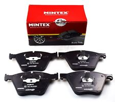 MINTEX FRONT AXLE BRAKE PADS FOR BMW 7 5 X5 X6 MDB2981 (REAL IMAGE OF PART)
