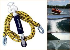 AIRHEAD Rope Boat Tow Harness Ski WaterSports Tube Hooks Line Towables Pulley