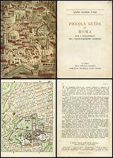 ANNO SANTO 1950. PICCOLA GUIDA DI ROMA per i pellegrini del XXV Giubileo
