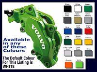 VOLVO Curved Premium Brake Caliper Decals Stickers x 6