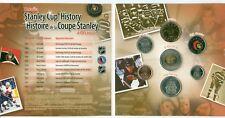 2006 OTTAWA SENATORS Coin Set Canada Mint Colourized SENS Quarter SCARCE!