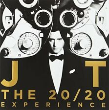 Justin Timberlake 20/20 experience (2013, deluxe edition) [CD]