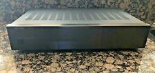 ROTEL RB-960- BX Power amp Mono/Bridged Stereo  Black great condition, working