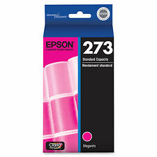 Genuine Epson 273 magenta ink for T273 T273320 XP 520 600 610 620 800 810 820