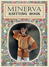 Minerva #9 c.1922 Rare Vintage Knitting & Crochet Fashion Patterns for Women