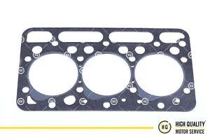 Cylinder Head Gasket Kubota, Bobcat 16487-03310, D1703, 3 Cylinder