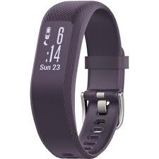 Garmin Vivosmart 3 Fitness Tracker-Púrpura, Pequeño/mediano - 010-01755-11