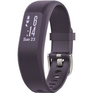 Garmin vivosmart 3 Fitness Tracker - Purple, Small/Medium -  010-01755-11
