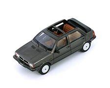 Protar Pr0023 Lancia delta Selene Semi-convertible 983 Dark Grey 1 43 Modellino