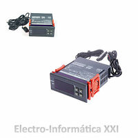Higrostato Digital Wh8040 220V Con Sonda Incubadoras, Nacedoras  Envio  24-72 H