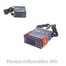 Hygrostat Digital Wh8040 220V With Sonda Incubators, Hatchers