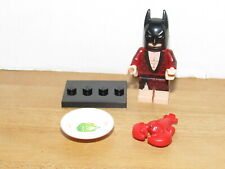 Lego Collectible Minifigures The Batman Movie 71017 Lobster-Lovin' Bats Complete