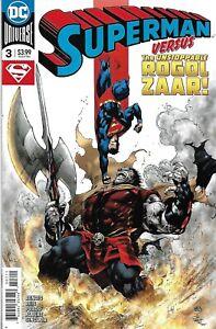 Superman Comic 3 Cover A Ivan Reis Joe Prado 2018 Brian Michael Bendis DC