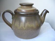 DENBY - ROMANY - LARGE TEAPOT - SECOND QUALITY - GOOD USED CONDITION*