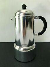 Bodum Chambord Espresso Maker Stovetop 6 cup 12 oz Aluminum GUC