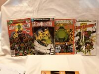 GREEN LANTERN 198, 199, 200, & 201 NM+ 1ST GREEN LANTERN CORPS MAKE AN OFFER NOW