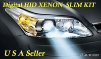 HID XENON CONVERSION SLIM KIT- H1/H3/H4/H7/H11/H13/9004/9005/9006/9007/5202