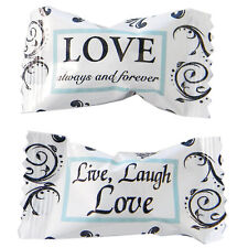Bridal Shower / Wedding Marriage Day Love Always Forever Buttermints Mints Candy