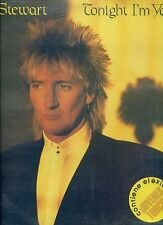 ROD STEWART tonight i'm yours EX LP MEXICO RARE  1981