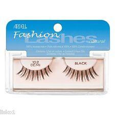 Ardell 102 Fashion Natural Eyelashes (Deni Black)