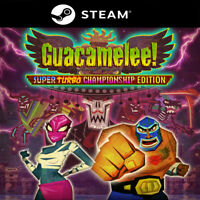 Guacamelee! Super Turbo Championship Edition PC *STEAM CD-KEY GLOBAL*