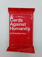 NEW Cards Against Humanity 2012 Holiday Expansion Pack Set 30 Cards Game