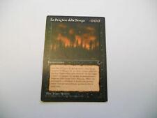 1x MTG La Stagione della Strega-Season of the Witch Magic EDH L'Oscurità ITA x1