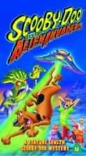 Scooby Doo & The Alien Invaders - Animated VHS 122/2