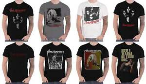 Official Iggy Pop T Shirt The Stooges Wanna Be Your Dog Band Logo new Mens