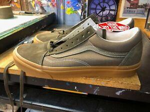 Vans Old Skool Gum Canteen Size US 10.5 Men New VN0A4U3B2NW